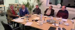 SPD-Fraktion informiert sich über den ecopark